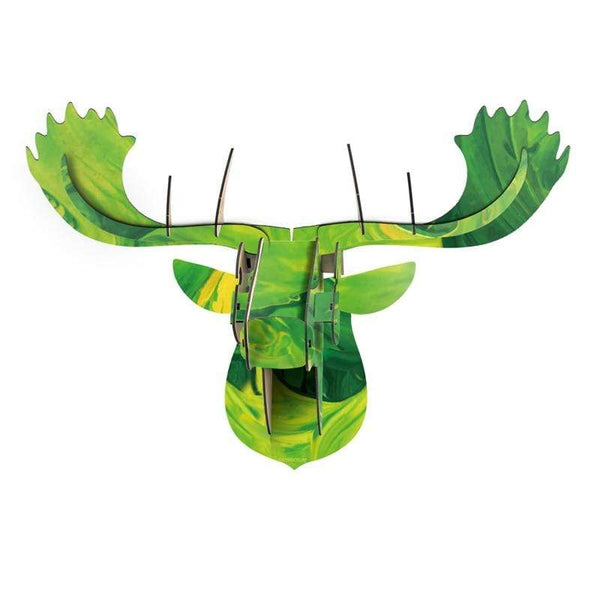 My Hero Buy 5 Forest 3D Moose Head Ned