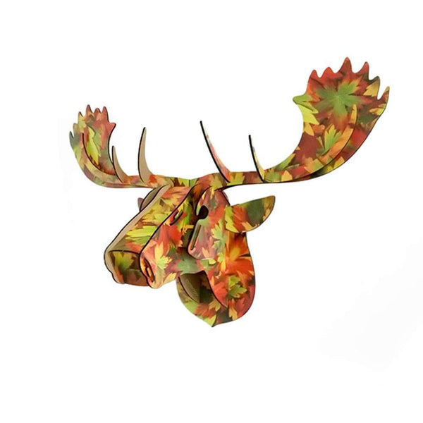 My Hero Buy 7 Fall 3D Moose Head Ned