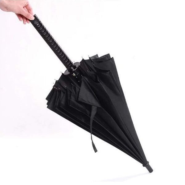 My Hero Buy 8 Ribs Samurai Hero Umbrella