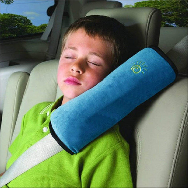 My Hero Buy Blue Hero Car Sleepbelt Pillow