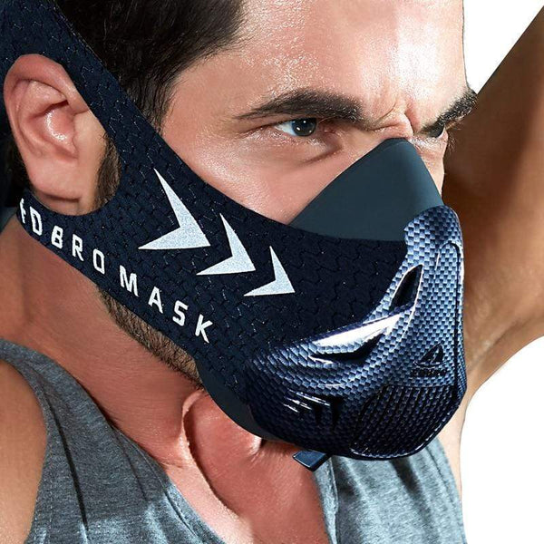 My Hero Buy China / Black S FDBRO sports mask Fitness ,Workout ,Running , Resistance ,Elevation ,Cardio ,Endurance Mask For Fitness training sports mask 3.0