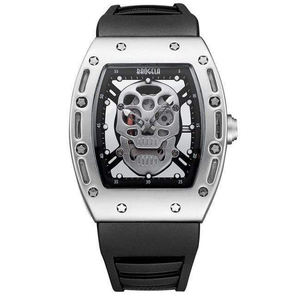 My Hero Buy Chrome + Chrome The Hero Skull Watch