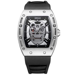 The Hero Skull Watch