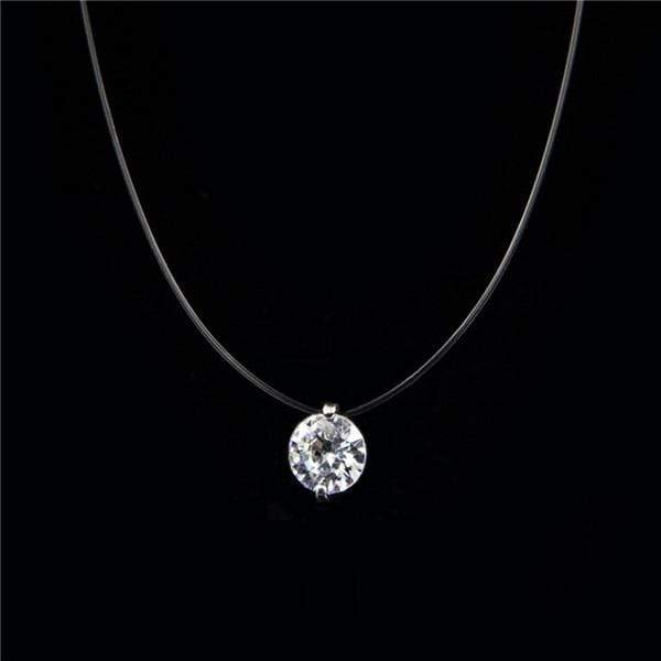 My Hero Buy Faux Diamond The Necklace