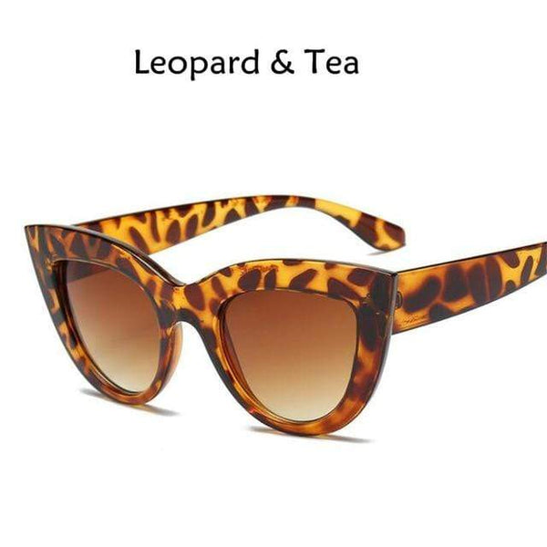 My Hero Buy Leopard AH Sunglasses
