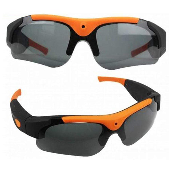My Hero Buy Orange / Add 8GB SD Card HERO HD Video Sunglasses