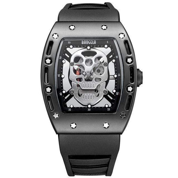 My Hero Buy Pitch + Chrome The Hero Skull Watch