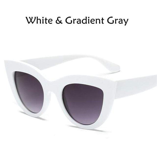 My Hero Buy White + Doublegrey AH Sunglasses