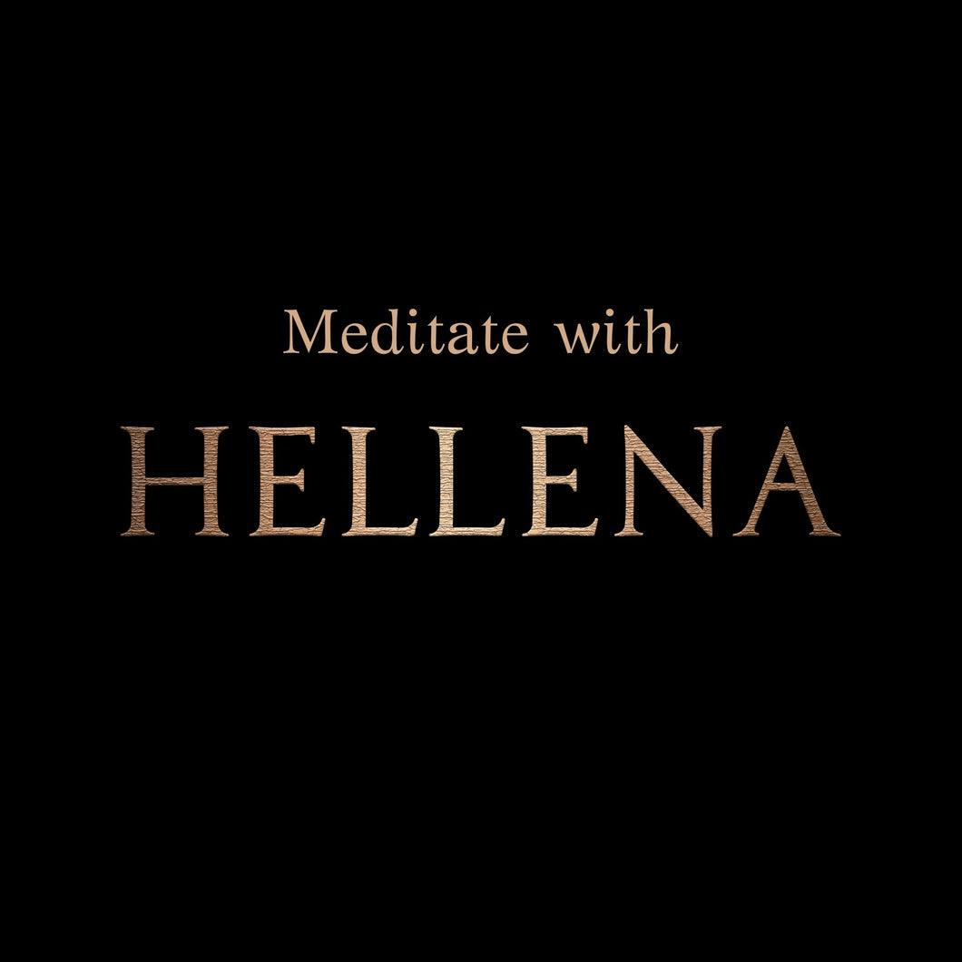 Meditate with Hellena - Digital Download