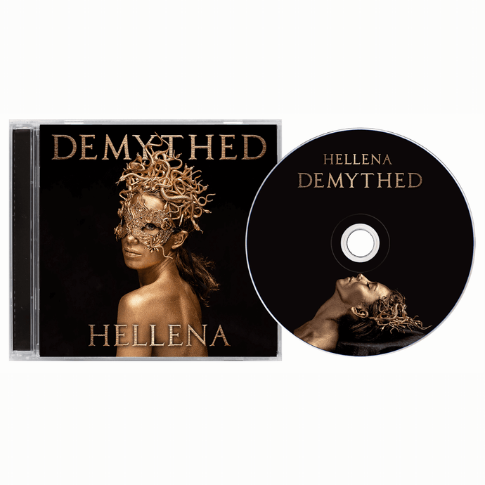 DEMYTHED CD (limited)
