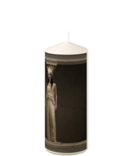 Load image into Gallery viewer, Caryatid Pillar Candle