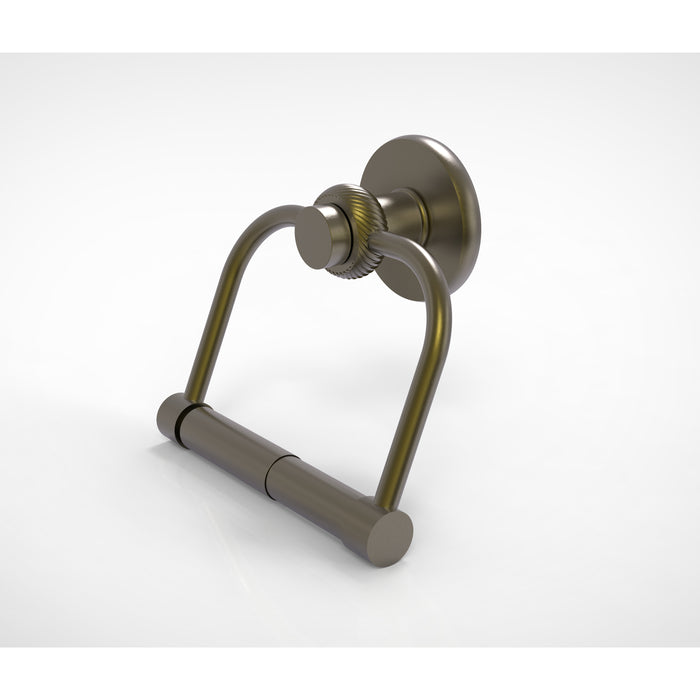 Allied Brass - Mercury Collection 2 Post Toilet Tissue Holder with Twisted Accents