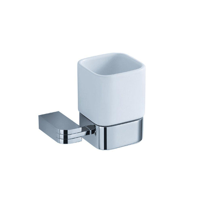 Fresca Solido Tumbler Holder - Chrome