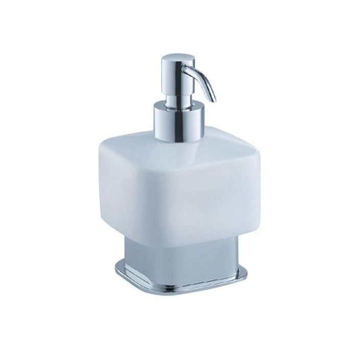 Fresca Solido Lotion Dispenser (Free Standing) - Chrome
