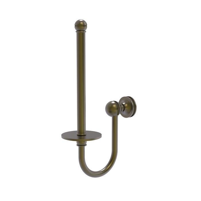 Allied Brass - Mambo Collection Upright Toilet Tissue Holder