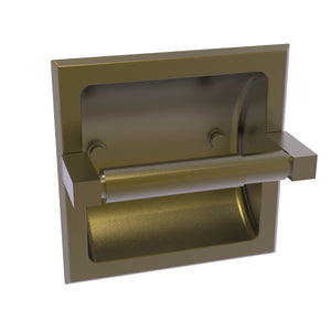 Allied Brass - Montero Collection Recessed Toilet Paper Holder