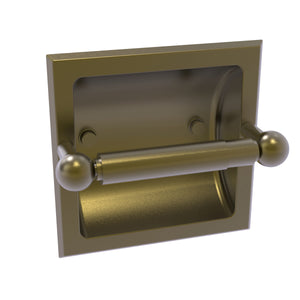Allied Brass - Prestige Skyline Collection Recessed Toilet Paper Holder