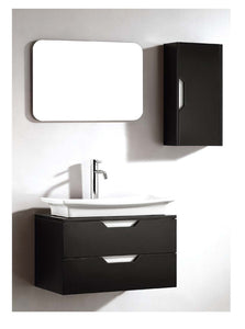 Dawn -Vanity Set: Sink Top (RET251303-06), Cabinet (REC261715-06), Side Cabinet (REMC110723-06) & Mirror (REM250117)