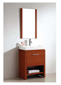 Dawn - Vanity Set: Sink Top (RAT241703-04), Cabinet (RAC241731-04), Mirror (RAM190133-04)