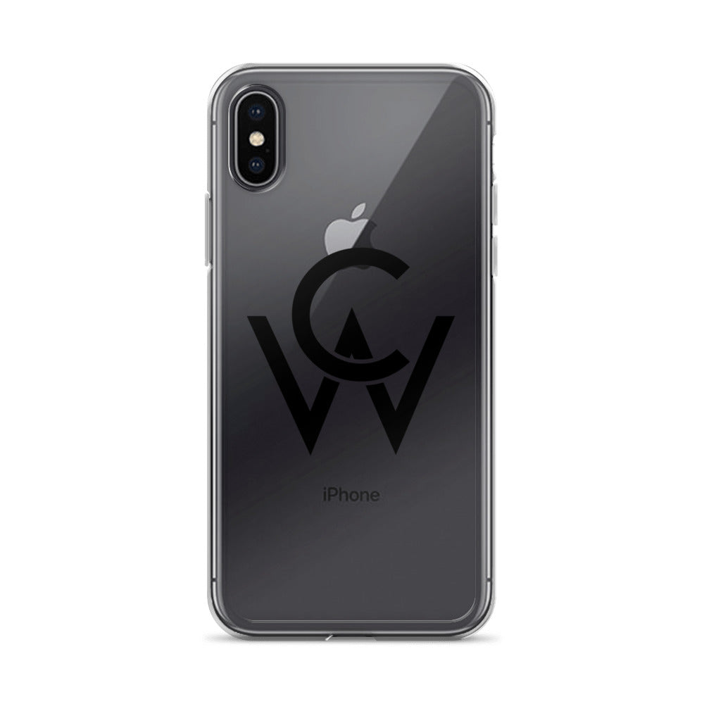 CW iPhone Case iPhone X