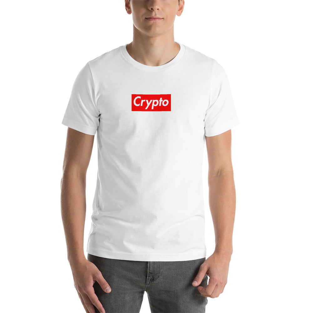 Not Supreme Crypto - Unisex T-Shirt