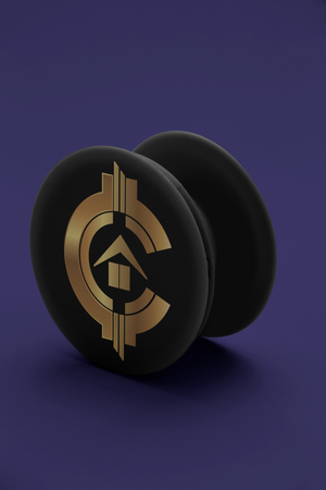 Free Chelle Coin PopSocket