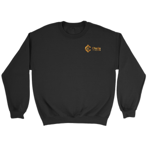 Chelle Coin Crewneck Black