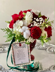 Holiday Warmth Posy Kit