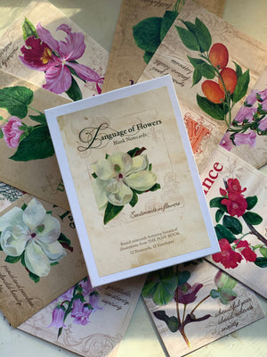 Language of Flowers Notecards