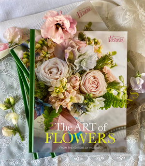 The Art of Flowers, by the editors of Victoria