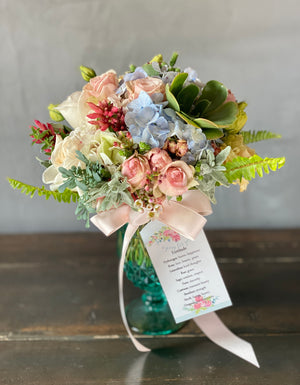The Fortitude Posy Kit