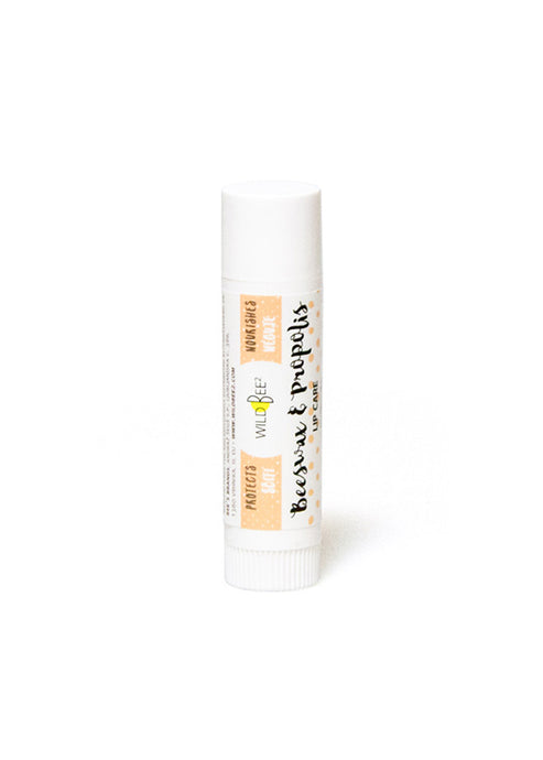 Lip balm with propolis & beeswax