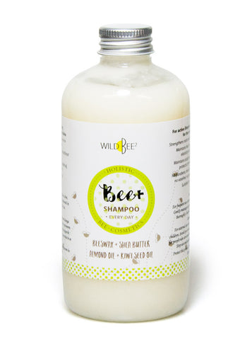 Bee+ every day shampoo for sensitive hair&scalp