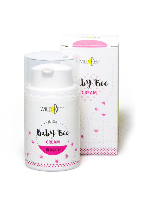 Baby cream sensitive
