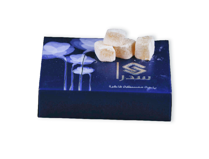 راحة بالمستكة 600غ | turkish delight with mastikeh 600g