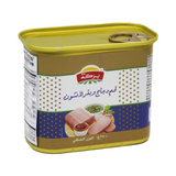مرتديلا دجاج و لحم 12 أونص - بركة  | Baraka Chicken & Beef Luncheon 12 oz