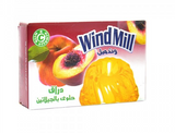جيليه حلال  دراق ويند ميل | jello halal peach windmill