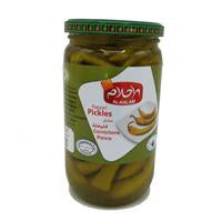 مخلل فليفلة الأحلام 300غ | pepper pickles 300g-alahlam