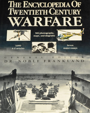 Encyclopedia of 20th Century Warfare