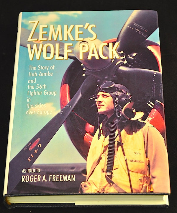 Zemke's Wolf Pack (Leather Bound)