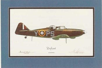 Battle of Britain Defiant