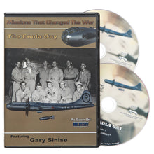 "Load image into Gallery viewer, DVD Enola Gay ""Missions That Changed the War"""