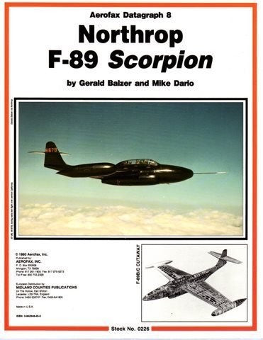 Northrop F-89 Scorpion