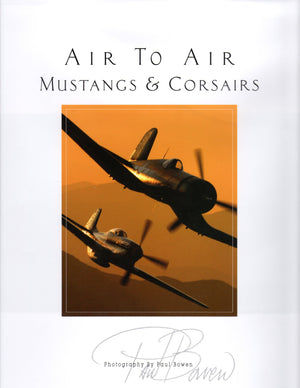 Air to Air Mustangs and Corsairs