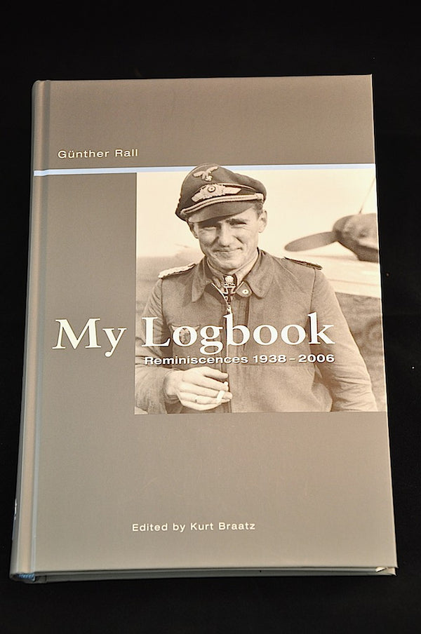 My Log Book Gunther Rall