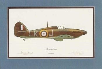 Battle of Britain Hawker Hurricane