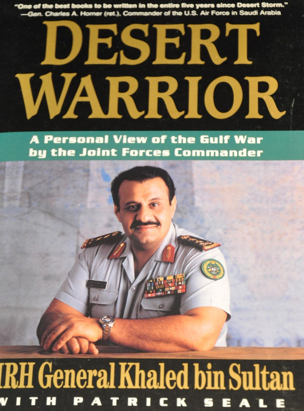 Desert Warrior: A Personal View of the Gulf War by the Joint Forces Commander