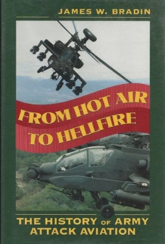 From Hot Air to Hellfire: The History of Army Attack Aviation