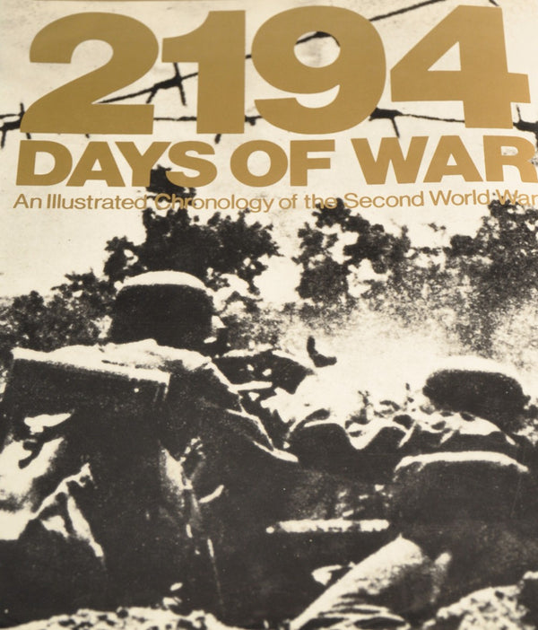 2194 Days of War