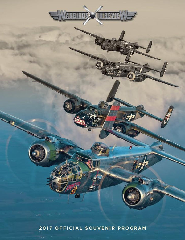 Warbirds in Review 2017 Official Souvenir Program